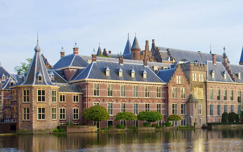 Gevelrenovatie in Den Haag