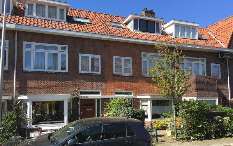 Utrecht gevelreiniging