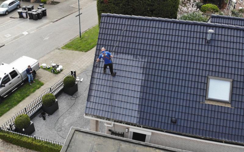 Beroemd Dakcoating: je dak als nieuw vanaf € 899,- ! Bekijk de referenties. IL49