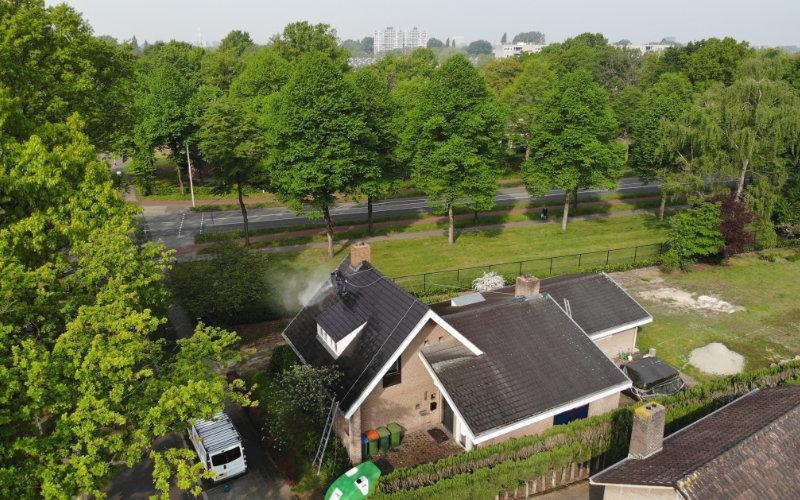 Beroemd Dakcoating: je dak als nieuw vanaf € 899,- ! Bekijk de referenties. HP54