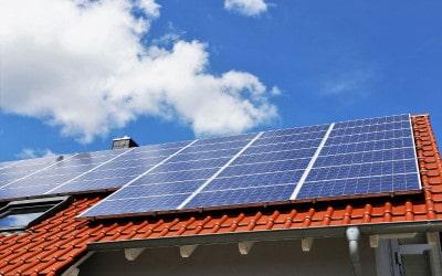 dakcoating zonnepanelen