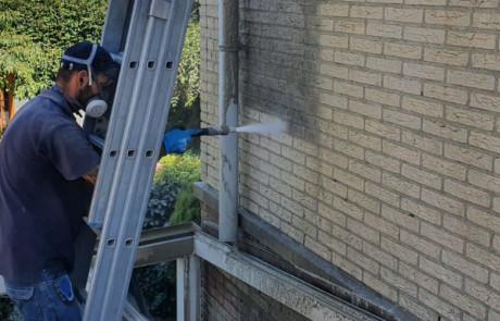 Vergrauwing in Rotterdam verwijderen